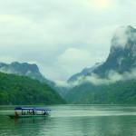 Cruise along the majestic Ba Be Lake