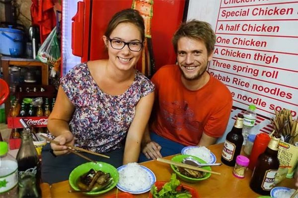 Hanoi Food Tour, Vietnam Tour Vacations
