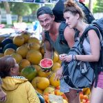 Local Market in Ho Chi Minh City, Vietnam Tour Vacations