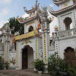 Temple in Dong Ngac Village, Vietnam Tour Travel