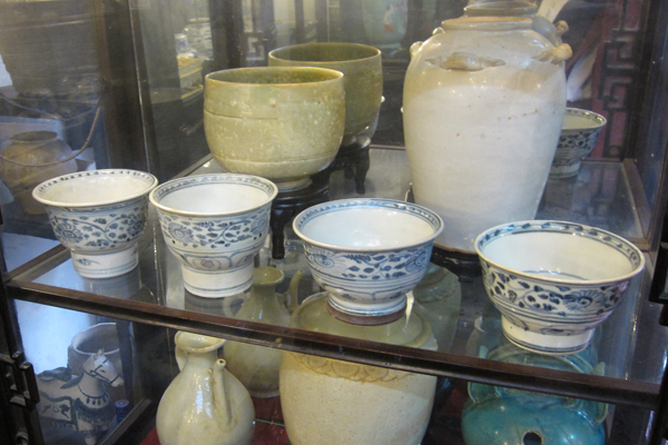 Vietnam offers a variety of choices of ceramic products