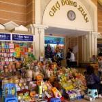 Dong Xuan wholesale market