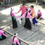 traditional dance of Thai People, Adventure Tours to Vietnam