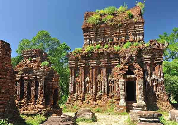 Vietnam cutural heritage sites