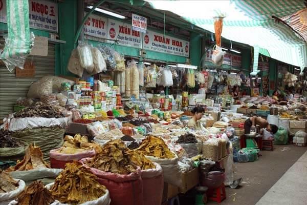 Cho Lon Binh Tay Market, Vietnam Tour Vacation