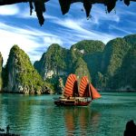 Cruise Trip in Halong, Vietnam Tour day trip