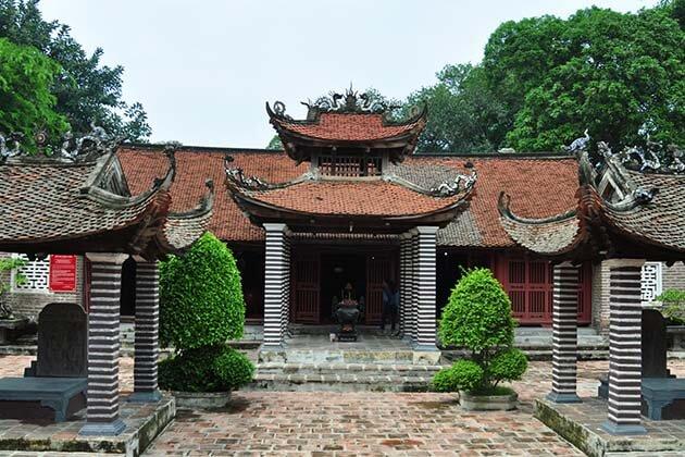 Dong Ngac village, Vietnam tour trips