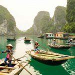 Ha Long Bay, Local tour in Vietnam