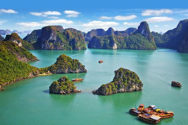 Ha Long Bay, Trips in Vietnam