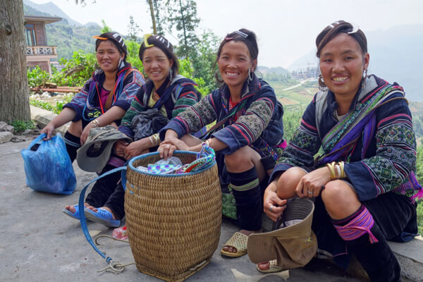 Hmong Ethnic Group, Vietnam Vacation Packages - Copy