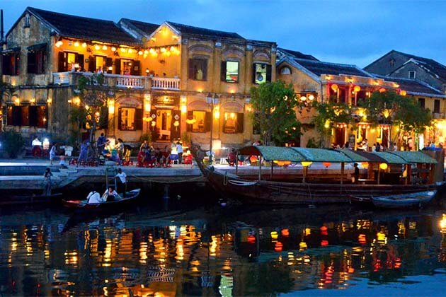 Hoi An ancient town, Vietnam Tour trips
