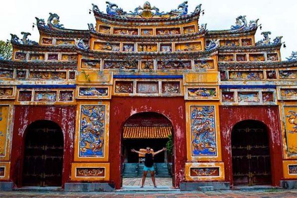 Hue Imperial Citadel, Vietnam tour trips