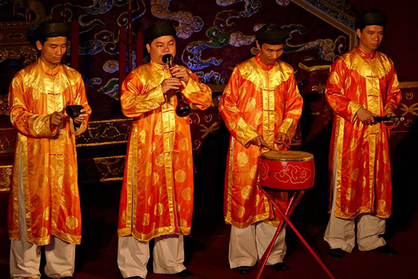 Hue Royal Court Music