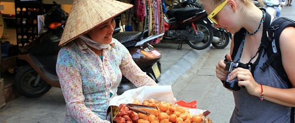 In Vietnam, you need to bargain everywhere