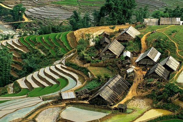 Lao Chai Village, Vietnam Tour Vacation