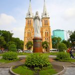 Notre Dame Catheral, Vietnam tours package