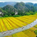 Sao Khe river - The beautiful river in Trang An