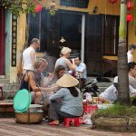 Street food in Hoi An, Hanoi Tours