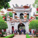 temple of literature, Vietnam tours