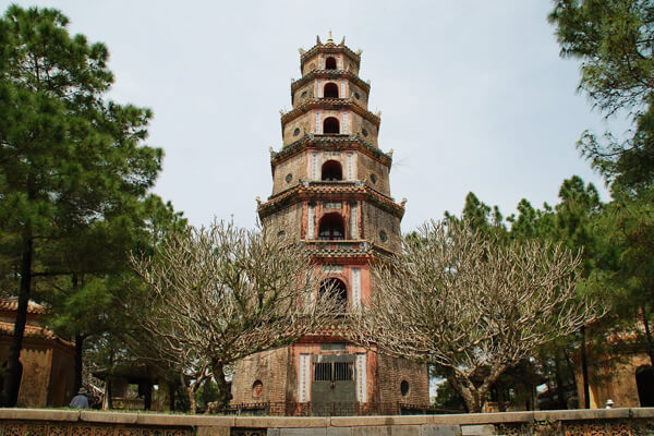 Thien Mu pagoda, Vietnam Tours Package