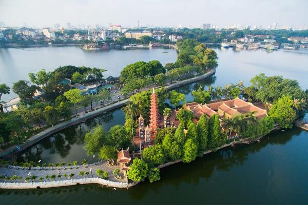 Tran Quoc Pagoda, Vietnam Tours