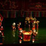 Water Puppet show, Vietnam holidays