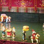 Water pupet show, Vietnam tour trips