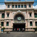 general post office, local tours in Vietnam