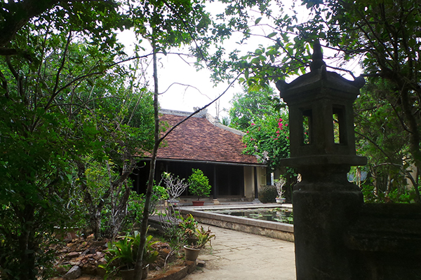 An Hien Garden House in Hue