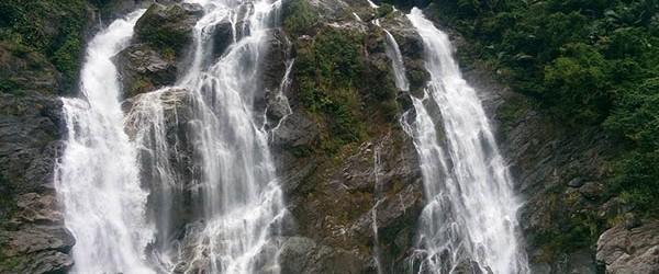 Trang Minh Long waterfall