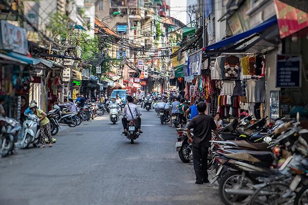Hanoi Old Quater, Vietnam local tours