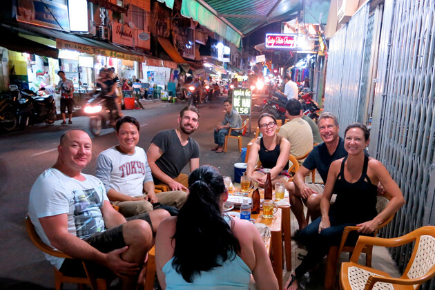 Ho Chi Minh Nightlife, Southern tour in Vietnam