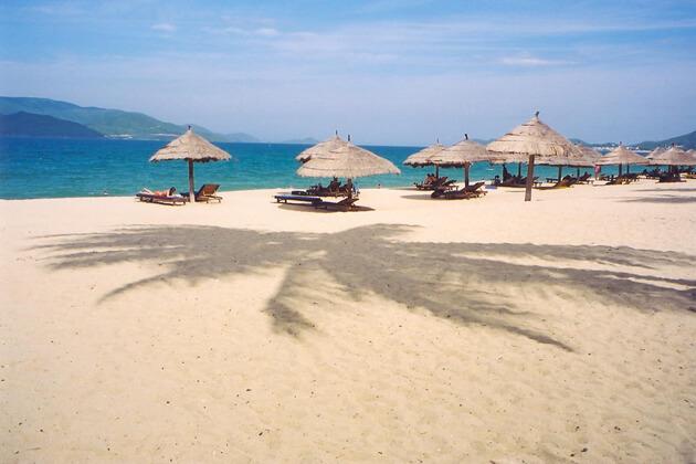 NHa Trang beach, Vietnam local tour
