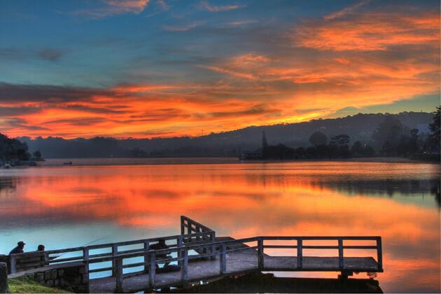 Xuan Huong Lake, Vietnam Southern Tours
