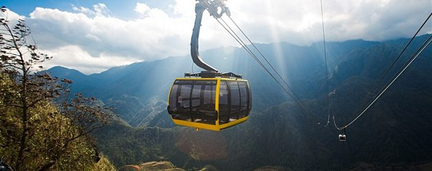 Fansipan Cable Car in Sapa | Tour – Guide – Review