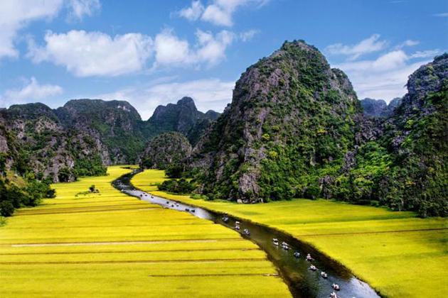 Trang An Complex, Vietnam Local Tour Packages