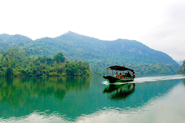 Hanoi – Ba Be – Cao Bang – Ban Gioc Tour – 3 Days