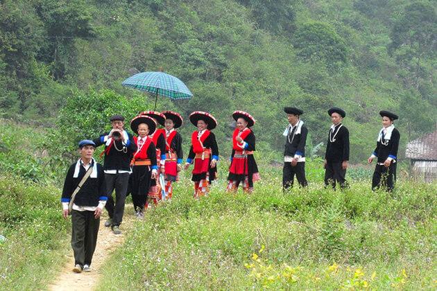 Ethnic Minority, Vietnam local tours
