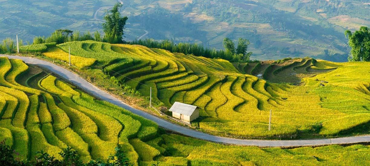 North west in Vietnam, Vietnam tour packages