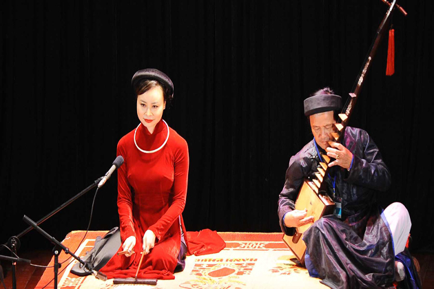 ca tru vietnamese traditional music, Vietnam vacation package