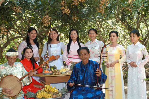 don ca tai tu southern amateur music vietnamese traditional music