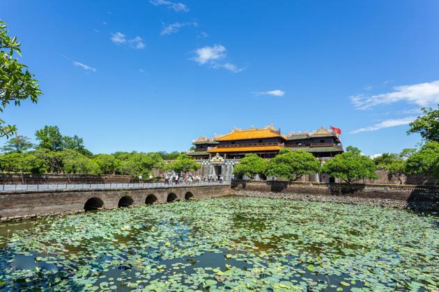hue imperial city hue tours