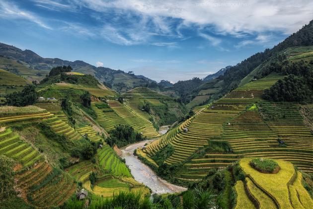 mu cang chai northwest vietnam vietnam tours