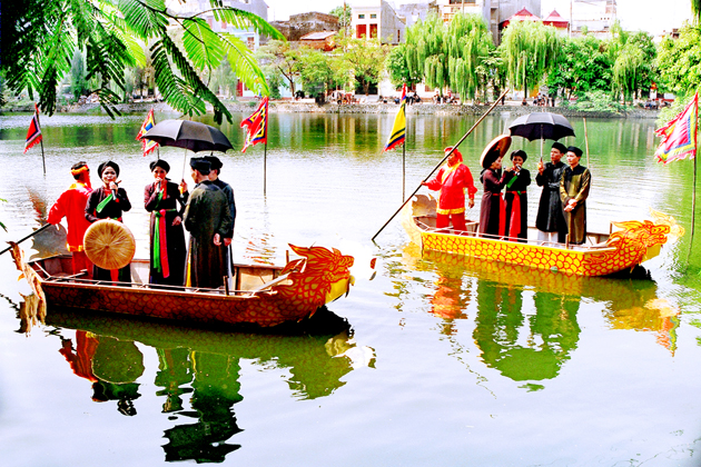quan ho folk song vietnamese traditional music, Vietnam vacation packages