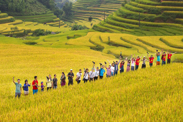 sapa in autumn vietnam tours