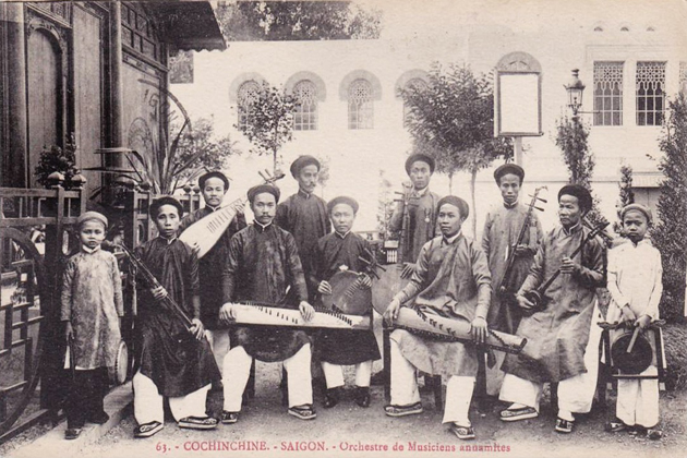 vietnam traditional music in history, Vietnam local tours