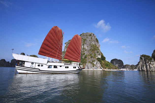 Ha Long Bay Cruise, Vietnam tours