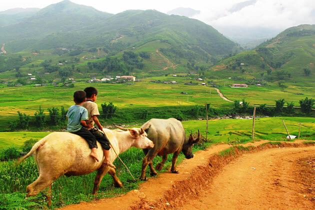 Ta Van Village, Vietnam Trips