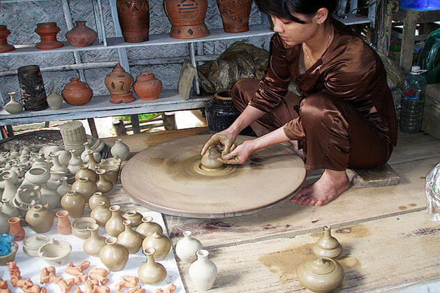 Thanh Ha Pottery Village, Vietnam trip