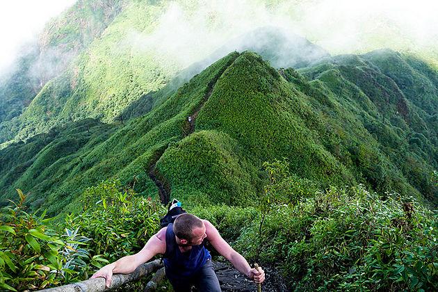 hard sapa trekking